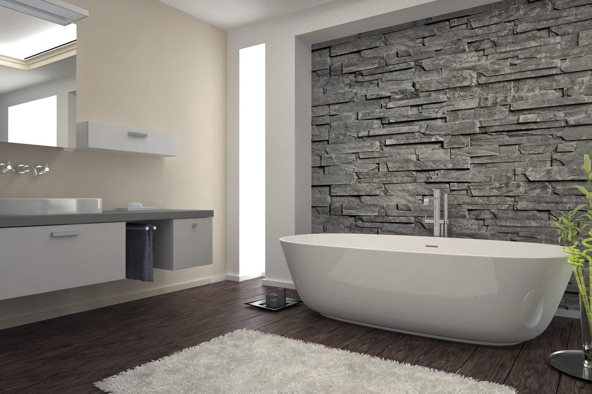 Badkamer Met Hout : Hout in de badkamer waarop letten en geschikte houtsoorten