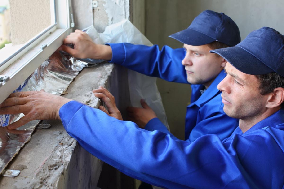 aannemers die ramen vervangen