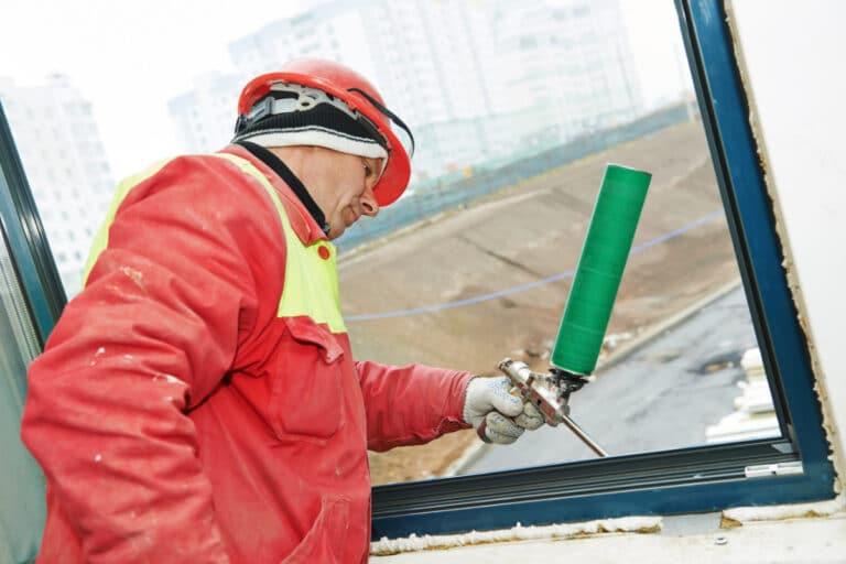 werkwijze voor ramen vervangen