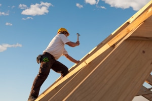 dakwerken aanvragen