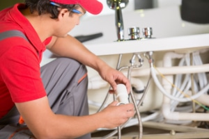 sanitairwerken laten uitvoeren