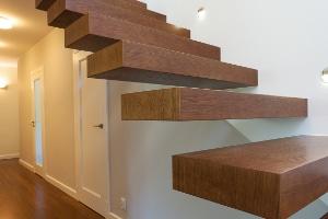 trappen plaatsen