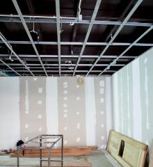 renovatie plafond