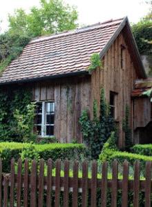 houten tuinhuis op maat